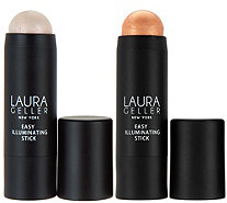 Laura Geller Easy Illuminating Chubby Stick Duo - A280843