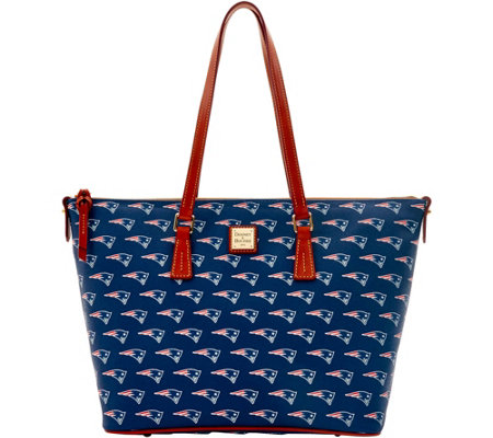 Dooney & Bourke NFL Patriots Shopper
