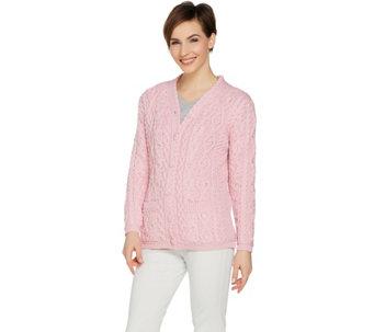 Aran Craft — Sweaters & Cardigans — Fashion — QVC.com