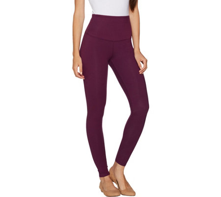 Yummie Compact Cotton Full Length Leggings