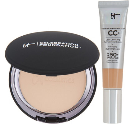 IT Cosmetics IT's Your Flawless Complexion_ 2pc Collection