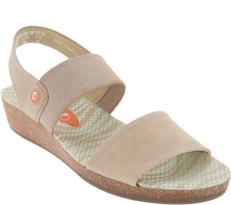 Softinos by FLY London Leather Sandals - Alp