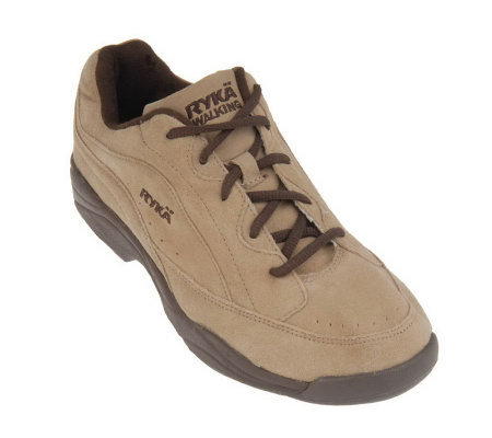 Ryka Suede Performance Walking Shoes