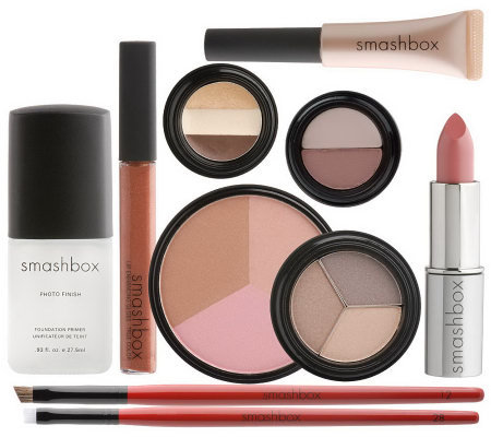 smashbox Faces of Fashion 10 pc. Color Collection