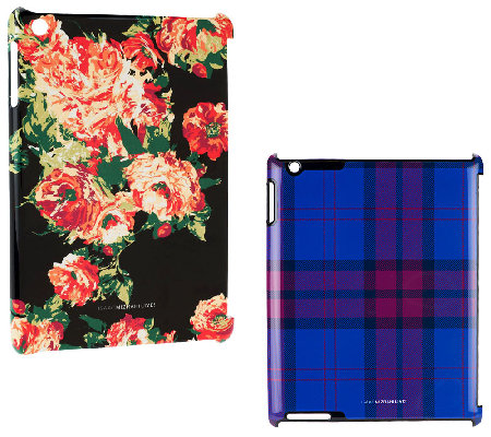Isaac Mizrahi Live! Choice of Print and Size iPad Case