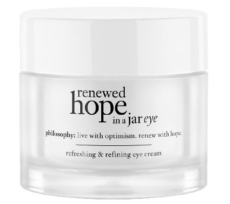 philosophy renewed hope refining eye cream 0.5 oz.