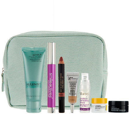 QVC Beauty 7-piece Travel Essentials