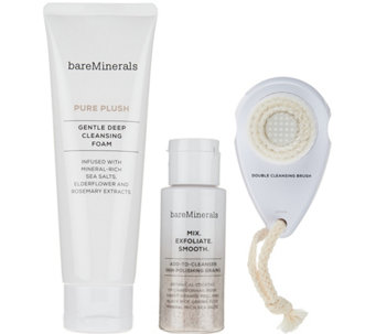 bareMinerals Double Cleansing Method 3-piece Kit - A274044