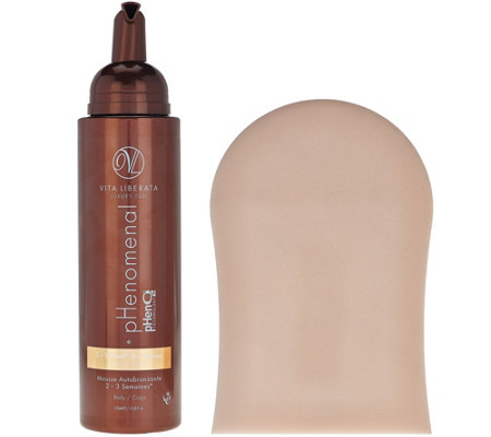 Vita Liberata Megasize pHenomenal Self Tan Mousse with Mitt