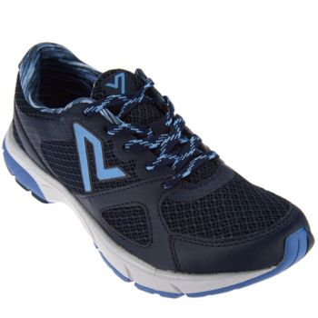 Vionic Orthotic Mesh Lace-up Sneakers - Satima