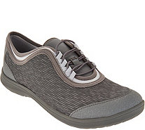 Clarks Cloud Steppers Bungee Slip-on Sneakers - Dowling Pearl - A294544