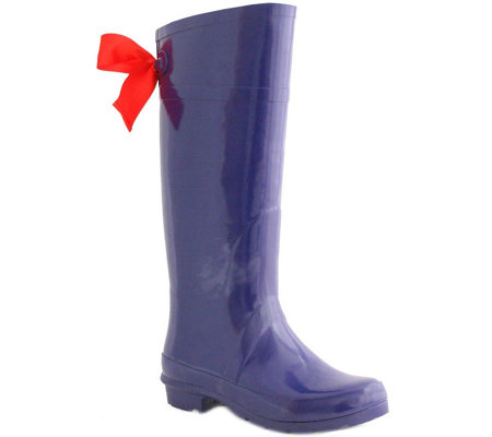 Nomad Rubber Rain Boots - Splish