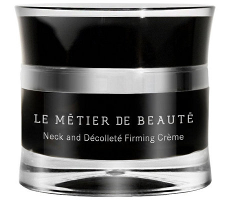 Le Metier de Beaute Neck and Decollete FirmingCreme