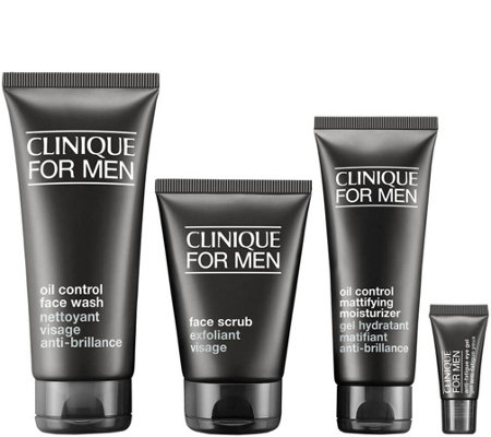 Clinique For Men Oil Control Essentials Kit
