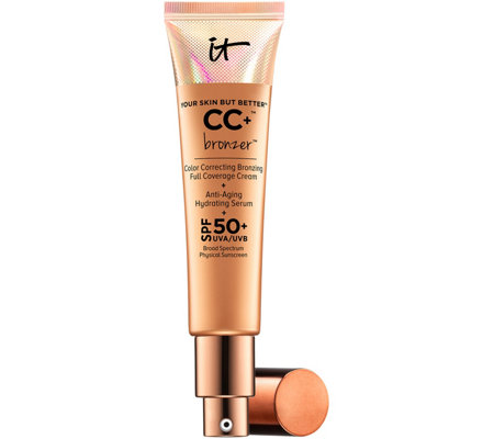 IT Cosmetics Your Skin But Better CC+ Bronzer w/ SPF 50