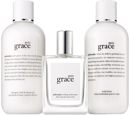 philosophy pure grace set