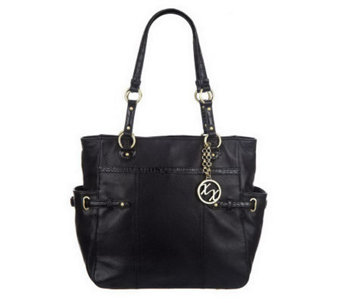 """As Is"" Maxx New York Pebble Leather N/S Tote - A228445"