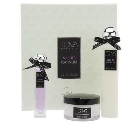 TOVA Nights Platinum 3-piece Collection