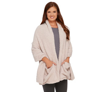 Barefoot Dreams Cozychic Travel Shawl - A269945