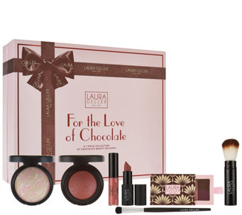 Laura Geller For the Love of Chocolate 7-piece Collection - A278545