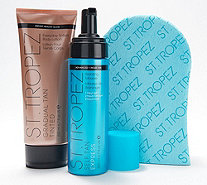 St. Tropez Express Mousse & Gradual Tan Set - A286245
