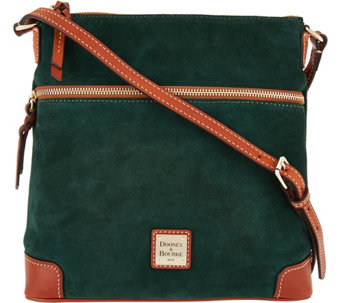 """As Is"" Dooney & Bourke Oversized Crossbody Bag - A289445"