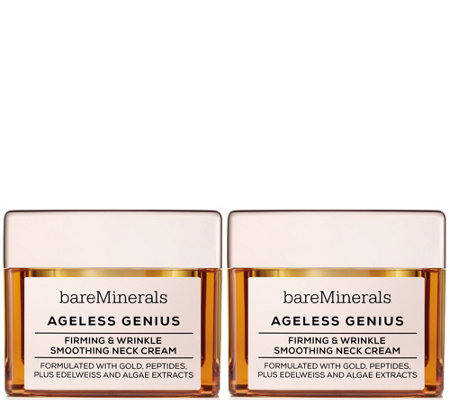 bareMinerals Ageless Genius Supersize Neck Cream