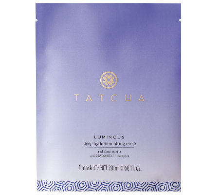 TATCHA Luminous Deep Hydration Mask