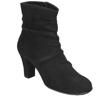 Aerosoles Heel Rest Ankle Boots - Good Role