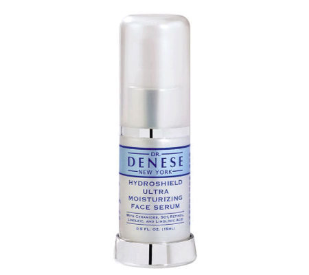 Dr. Denese HydroShield Ultra Moisturizing Face Serum,.5oz