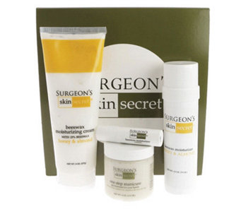 Surgeon's Skin Secret 4 Piece Pack -Almond/Lemon - A163846