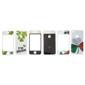 Rosso Solini Set of 3 Designer Decorations for iPhone