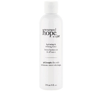 philosophy renewed hope in a jar hydrating and refining lotion - A265546