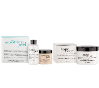 philosophy supersize vitamin c peel & hope in a jar - A267146