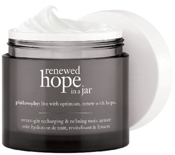 philosophy renewed hope night 2 fl oz moisturizer - A268046