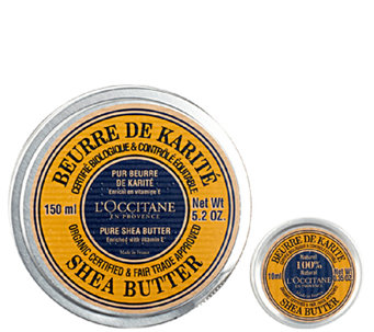 L'Occitane Pure Shea Home & Away Collection - A272246