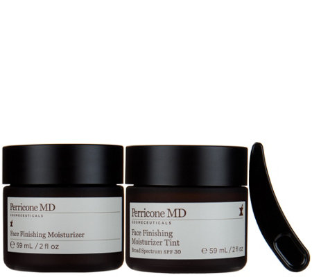 Perricone MD Face Finishing Moisturizer Day & Night Duo