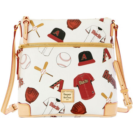 Dooney & Bourke MLB Diamondbacks Crossbody