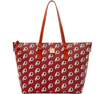 Dooney & Bourke NFL Redskins Shopper - A285846