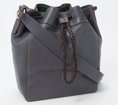 Dooney & Bourke Florentine Large Drawstring Tote -Hattie