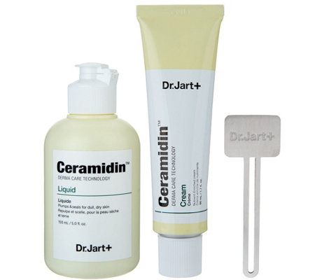 Dr. Jart Ceramidin Cream & Liquid Set
