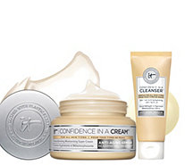 IT Cosmetics Confidence in a Cream Antiaging Moist.&Cleanser Auto-Delivery - A309446