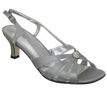 David Tate Rosette Evening Shoes - A316346
