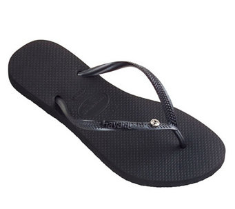 Havaianas Slim Crystal Glamour Sandals - A323346