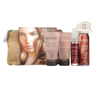 Alterna Bamboo Volume On-The-Go Travel Set - A326746