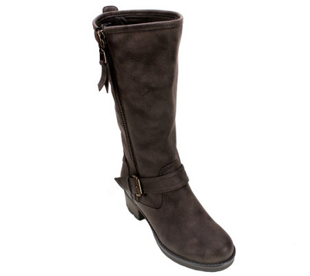 White Mountain Heritage Collection Tall Shaft Boots - Backbeat
