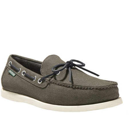 Eastland Men's Canvas Slip-On Loafers - Yarmouth Canvas