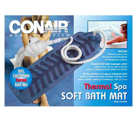 Conair Thermal Spa Soft Bath Mat