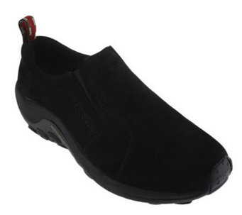 Merrell Suede Slip-on Shoes w/ Goring - A204147