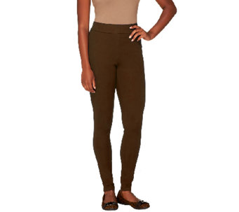 Liz Claiborne New York Regular Essentials Knit Leggings - A240247